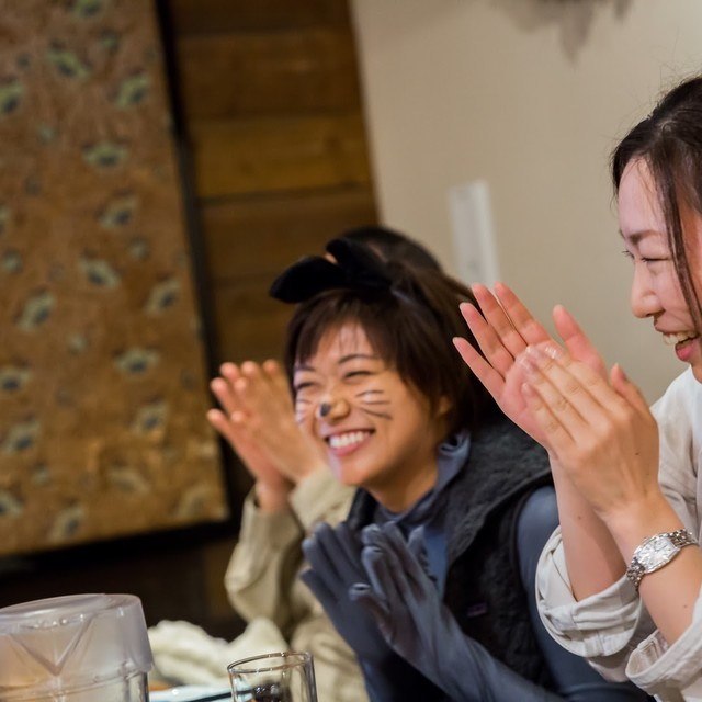 MAKOTO TOCHIKUBOの撮影したハロウィン写真