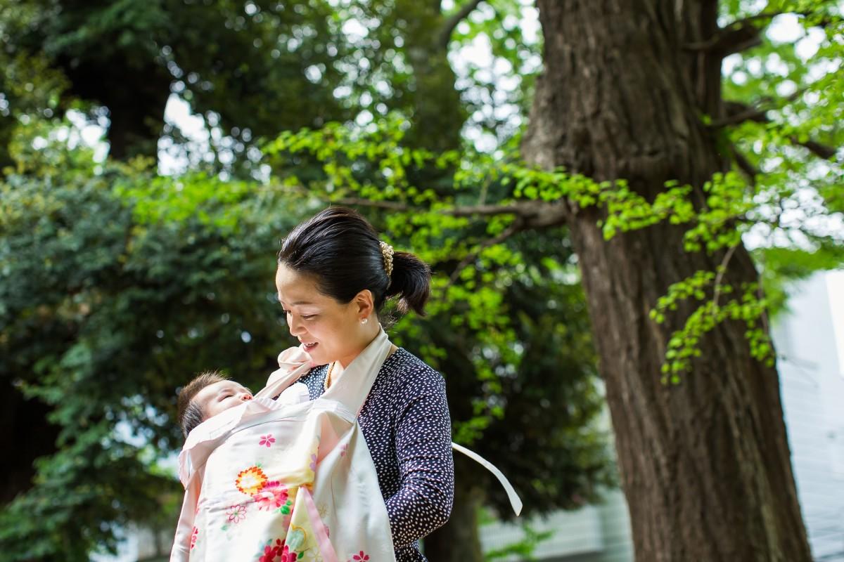 MAKOTO TOCHIKUBOの撮影したお宮参りフォト