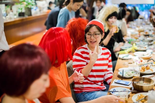 MAKOTO TOCHIKUBOの撮影したハロウィン仮装写真