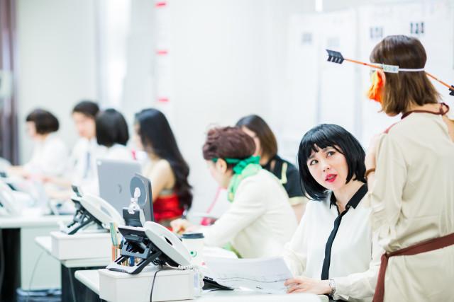 MAKOTO TOCHIKUBOの撮影したブルゾンちえみのハロウィン仮装写真
