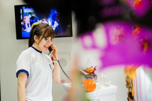 MAKOTO TOCHIKUBOの撮影したアタックナンバー1のハロウィン仮装写真