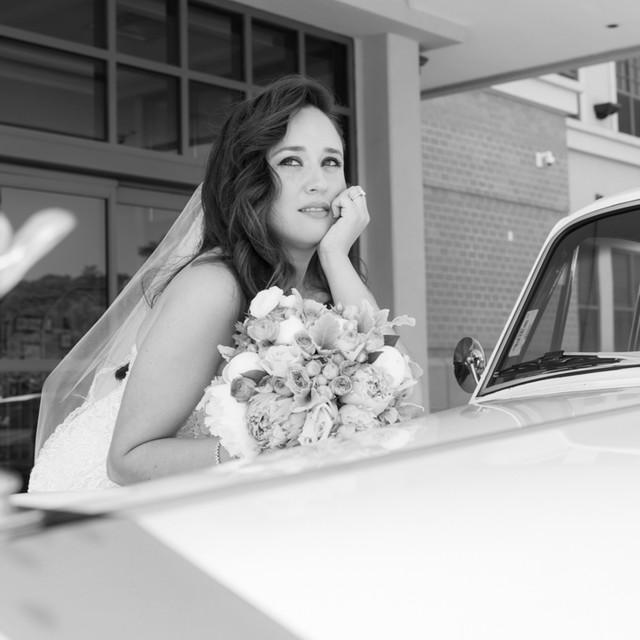 Unveiled Weddingsのウェディング当日フォト