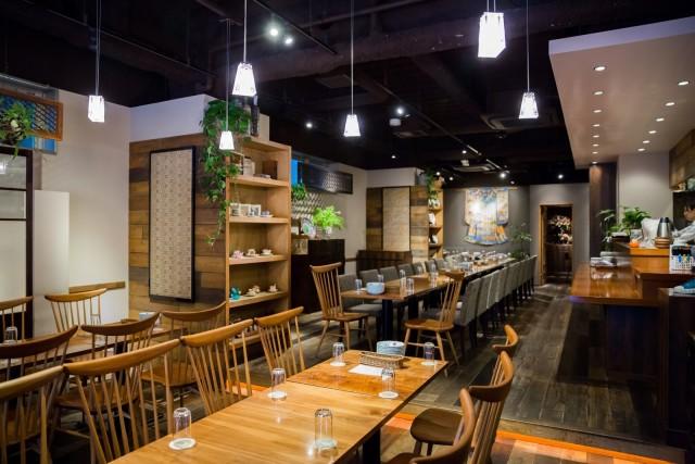 MAKOTO TOCHIKUBOの撮影したレストランの写真