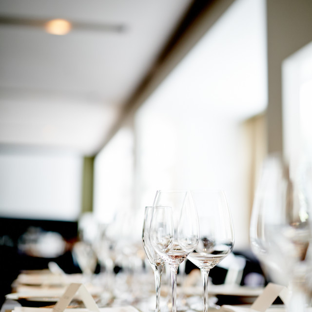 HaPicが撮影した結婚式当日のテーブルセットのフォト