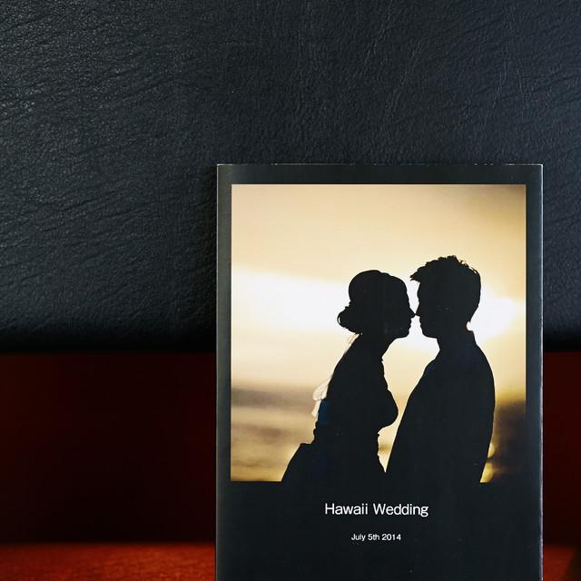 HaPicが撮影した結婚式当日写真のアルバム写真