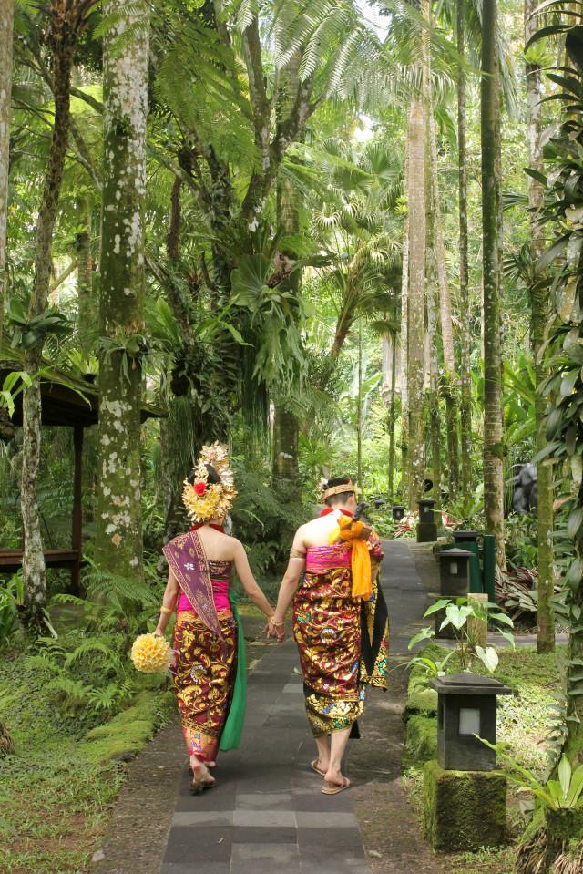 マニス ウェディング, Baliが撮影した海外ハネムーン(新婚旅行)でのウェディングフォト