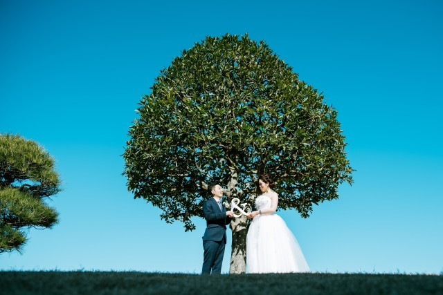You Me and this tree! — Photo byYEWKONG Photography