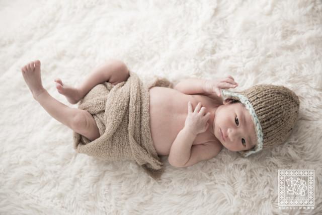 あばたもえくぼ寫眞館(松尾 圭一郎)が出張撮影した新生児フォト