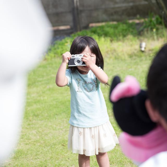 midica photographyの撮った七五三家族写真(エミリィの出張撮影・横浜)