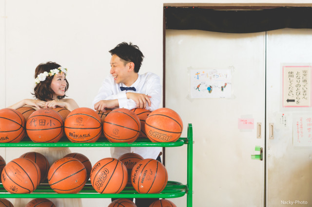 Basketball — Photo by Nacky Photo