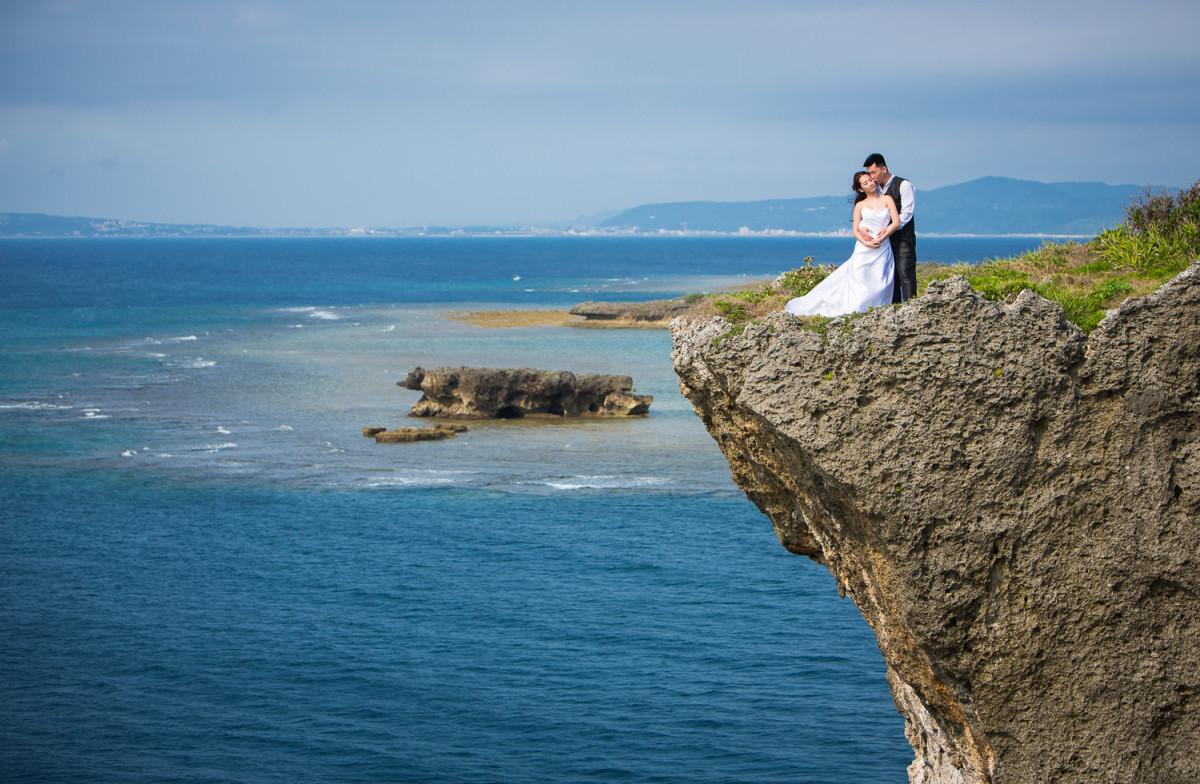 fotoShisa Photography(ピートリオン)が撮った沖縄のウェディングフォト