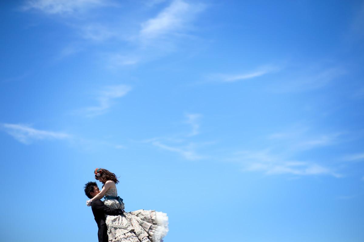 抱っこ 抱き上げ お姫様抱っこ ウェディングフォト