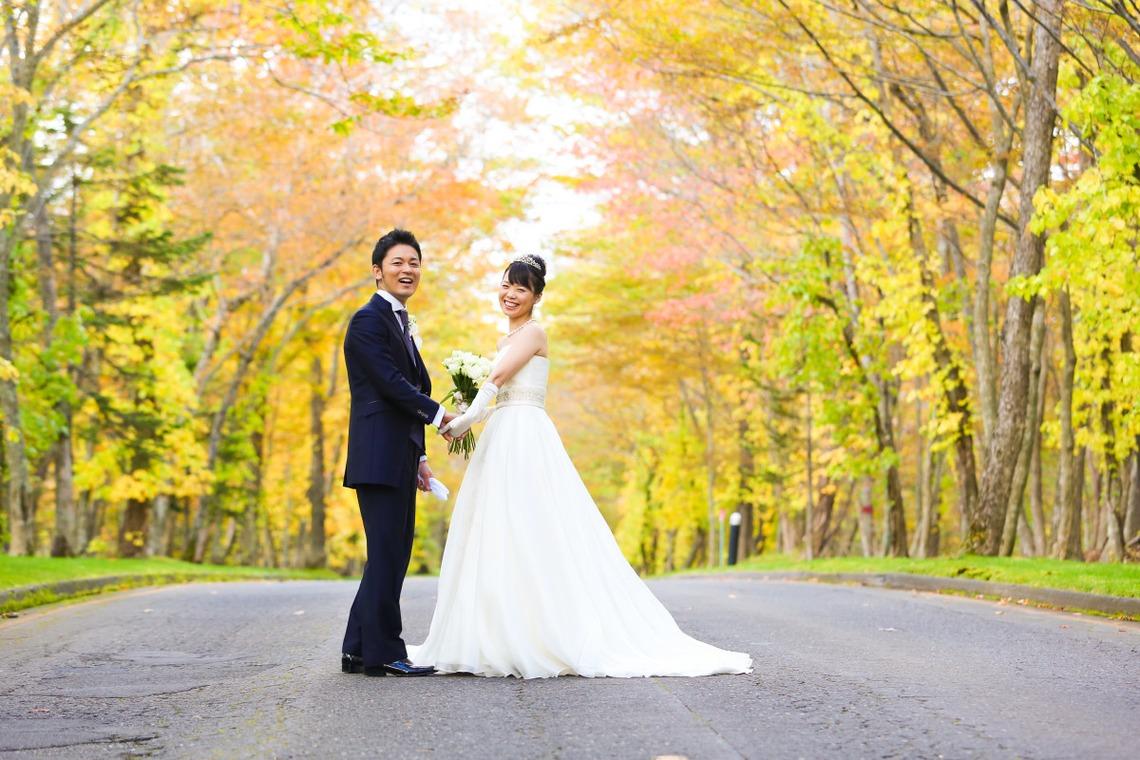 autumn photo in Hokkaido — Photo by Studio-J