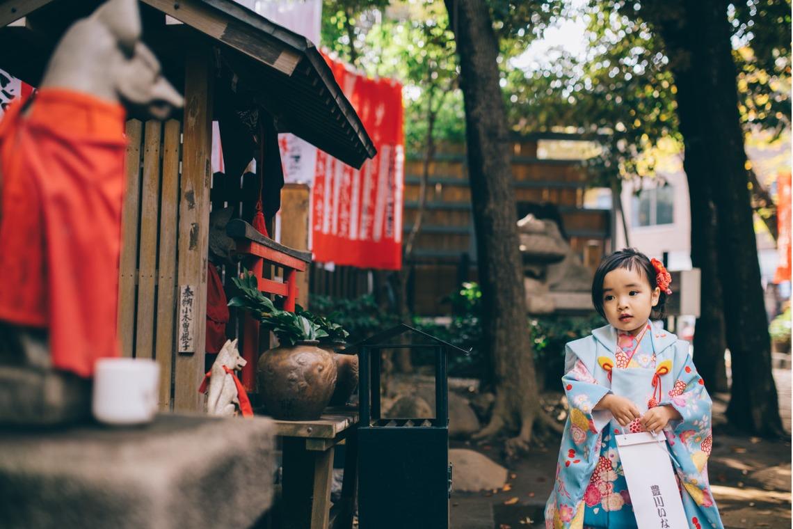 可愛い3歳女の子の七五三写真♥出張撮影のお好みの雰囲気は?仕上がりイメージをご紹介!