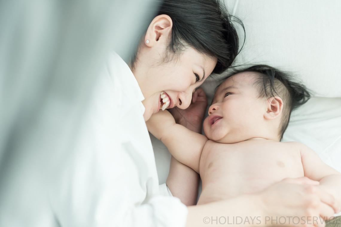 赤ちゃんのハーフバースデーとは?記念写真・飾り付け・ハーフバースデーに喜ばれるギフトもご紹介!