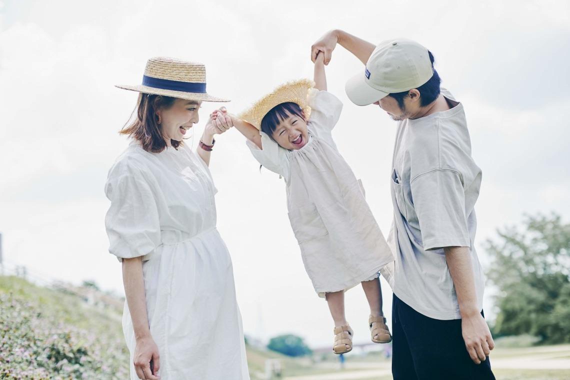 初夏!家族写真・出張撮影会 in 二子玉川公園★撮影レポート