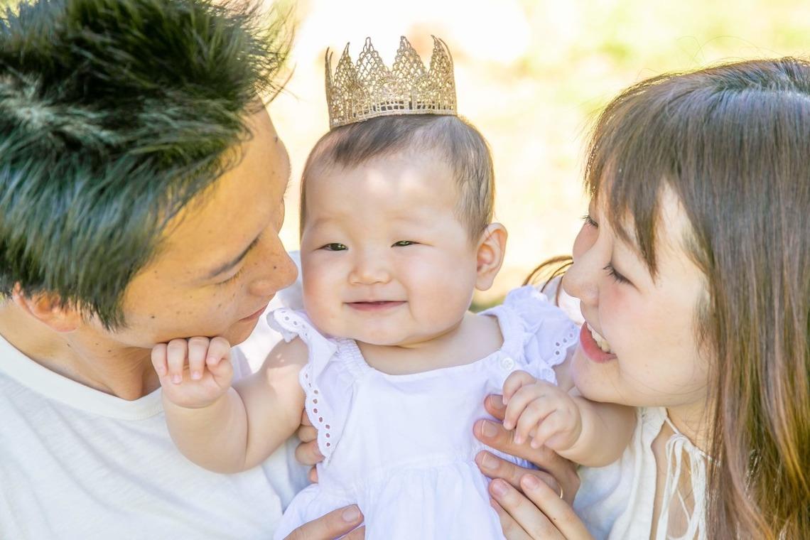 パパの誕生日★家族出張撮影レポート@長野県諏訪市