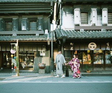 Tokyo pre wedding photography report