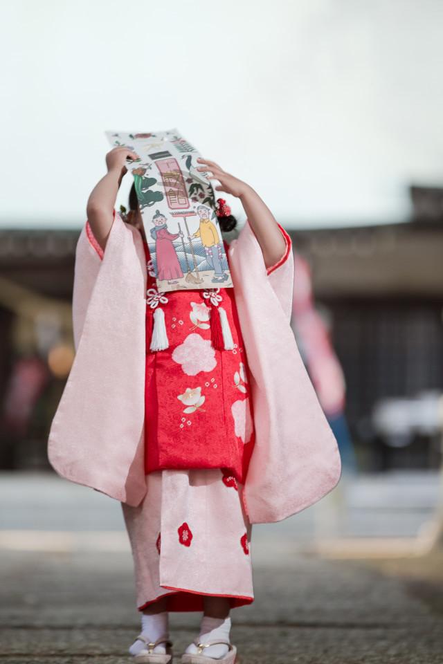 midica photographyの出張撮影した七五三写真(3歳女の子)