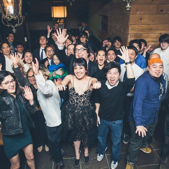 Layla Shibukawa Photographyが撮影した結婚式二次会写真