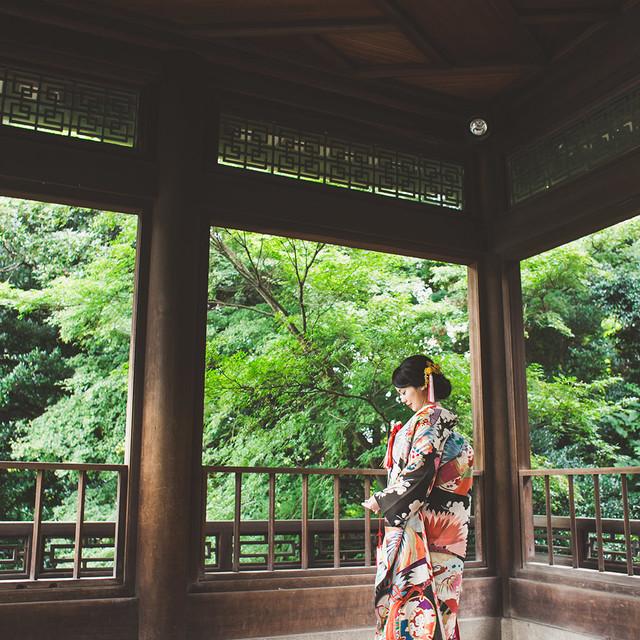 エミリィの成人式前撮り出張撮影 by Hajime no Ai Photography