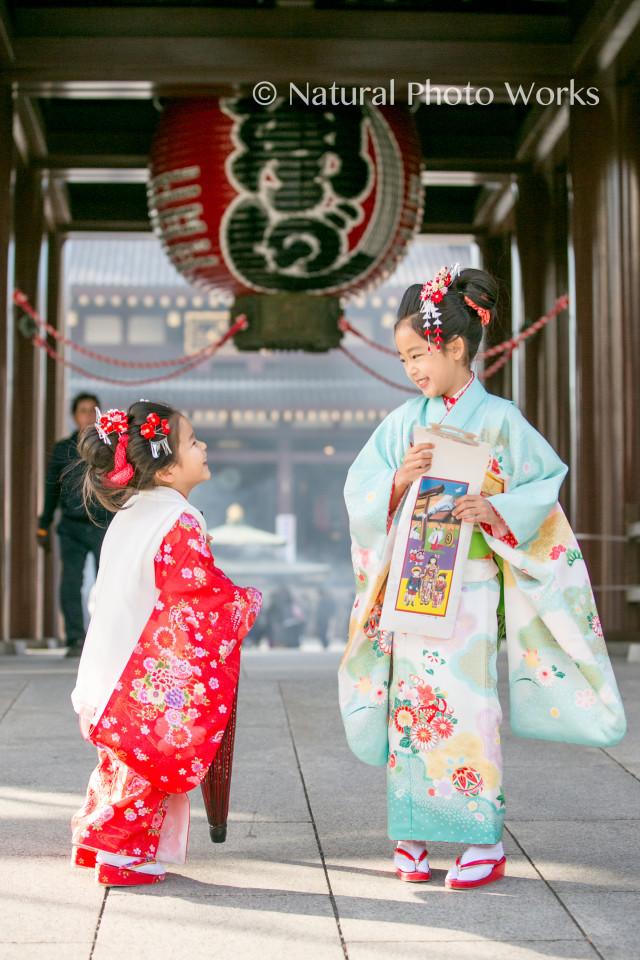 エミリィの 七五三出張撮影 by Keiko Yuzawa
