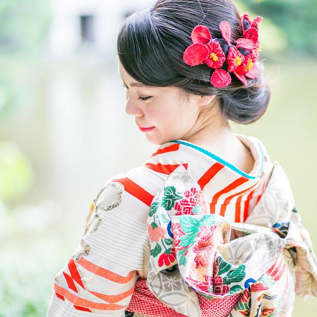 エミリィの 成人式前撮り出張撮影 by Hajime no Ai Photography