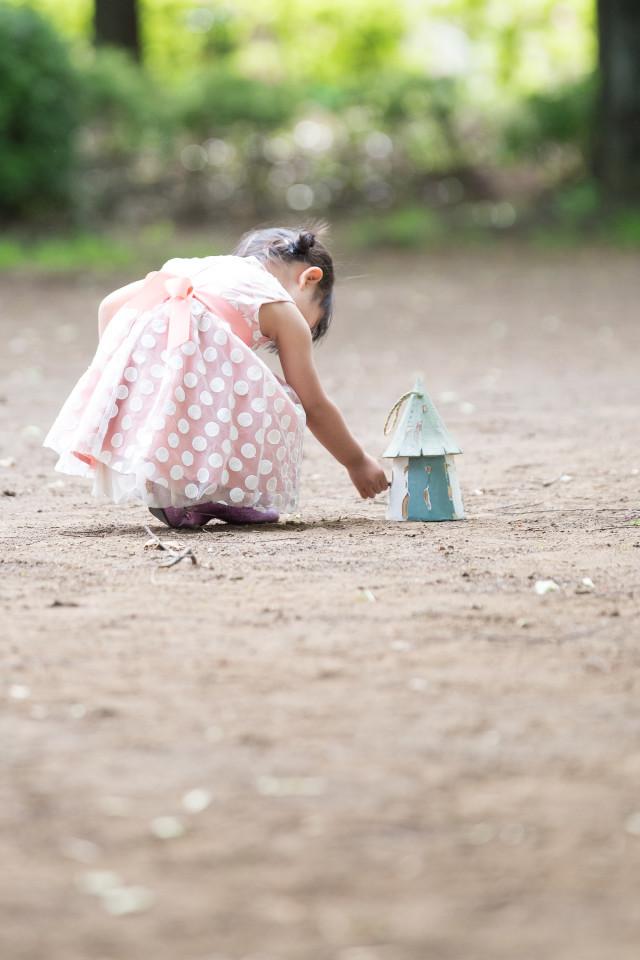midica photographyの出張撮影・前撮り3歳七五三写真(3歳女の子)