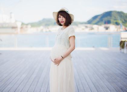 Unu photography(junko sera)のマタニティフォト
