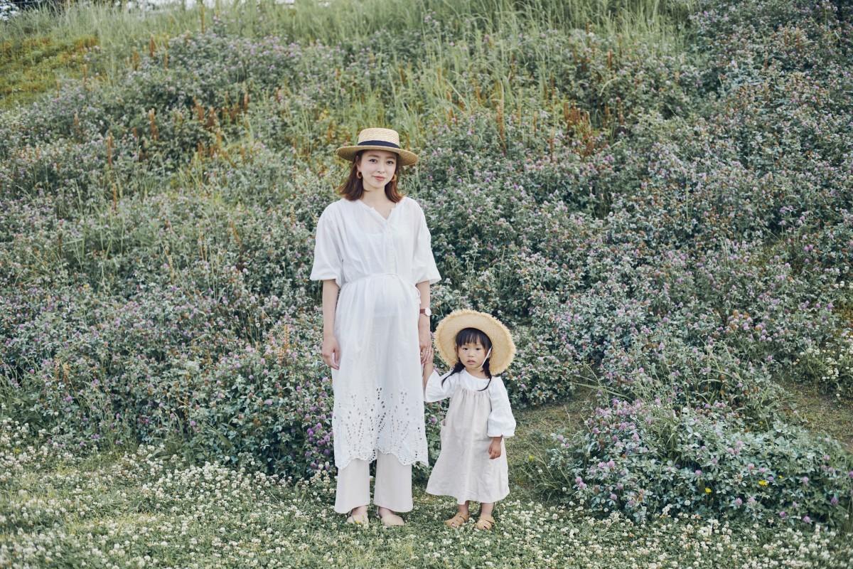 NISHIMURA AKINOBUが二子玉川で撮影した家族写真
