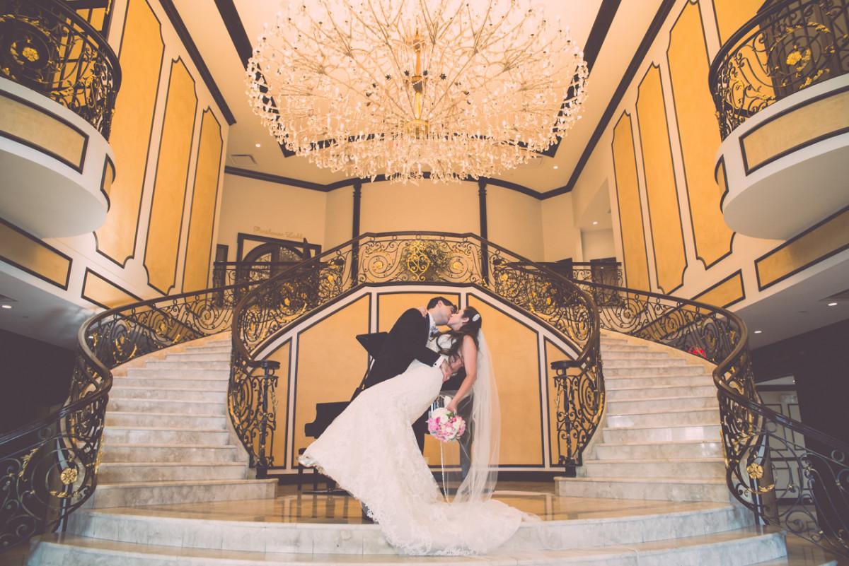 Unveiled Weddingsがニューヨークで撮影した前撮りウェディングフォト