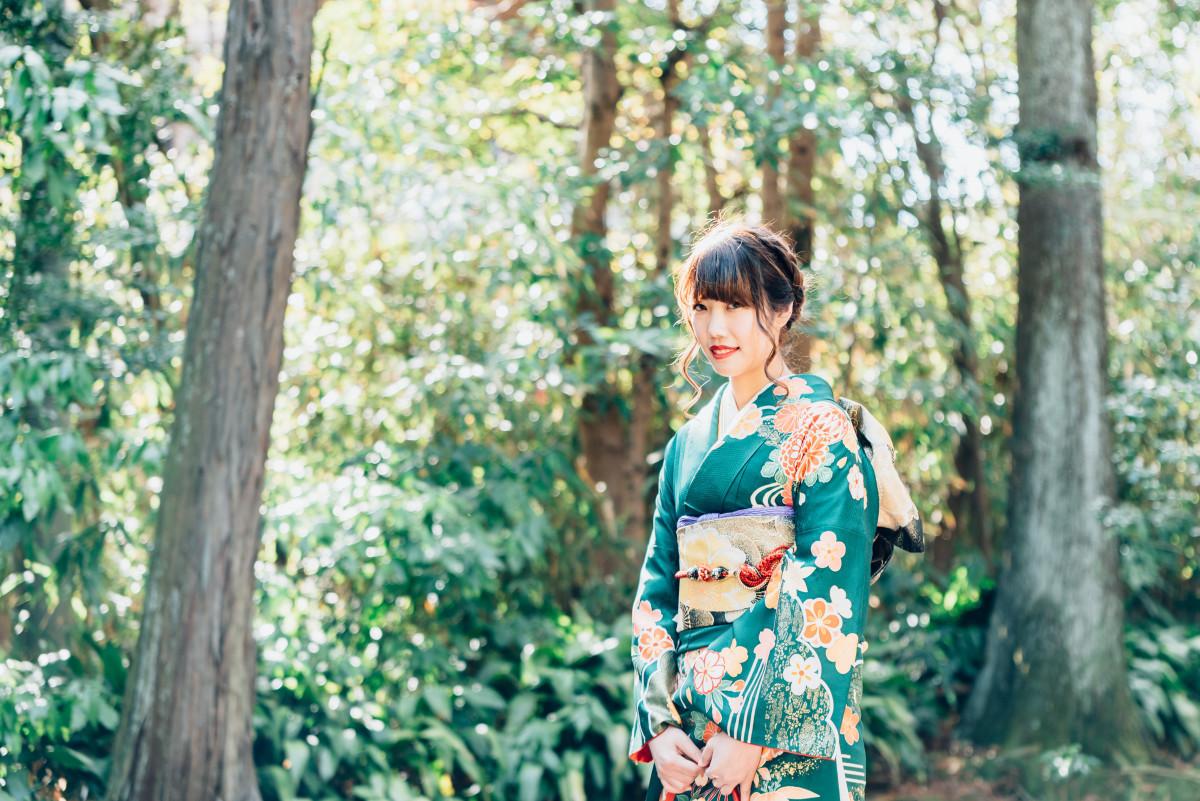 エミリィの成人式前撮り出張撮影 by 遥南 碧